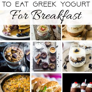 12 Healthy Ways to Eat Greek Yogurt for Breakfast + Dairy Farm Tour!