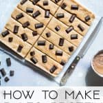 How to Make Paleo Protein Bars