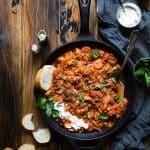 Cajun Instant Pot Chili