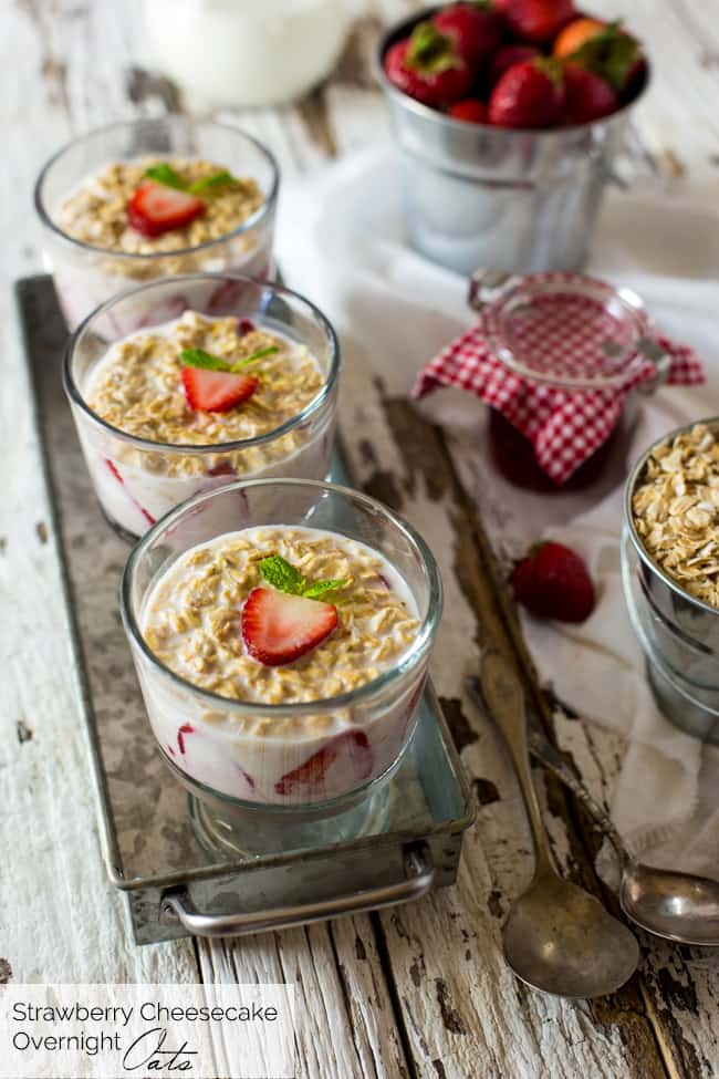 12 Healthy, Gluten Free Breakfasts with Greek Yogurt - Looking to start your day with some protein? Then you will love all 12 of these easy, healthy and kid-friendly breakfast recipes!   Foodfaithfitness.com   @FoodFaithFit