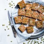 Sugar Free Paleo Vegan Pumpkin Fudge