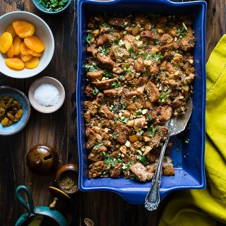 Moroccan Simple Gluten Free Stuffing