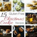15 Gluten Free Christmas Cookies