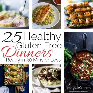 25 Easy Healthy 30 Min Meals