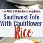 Tofu Scramble collage photo