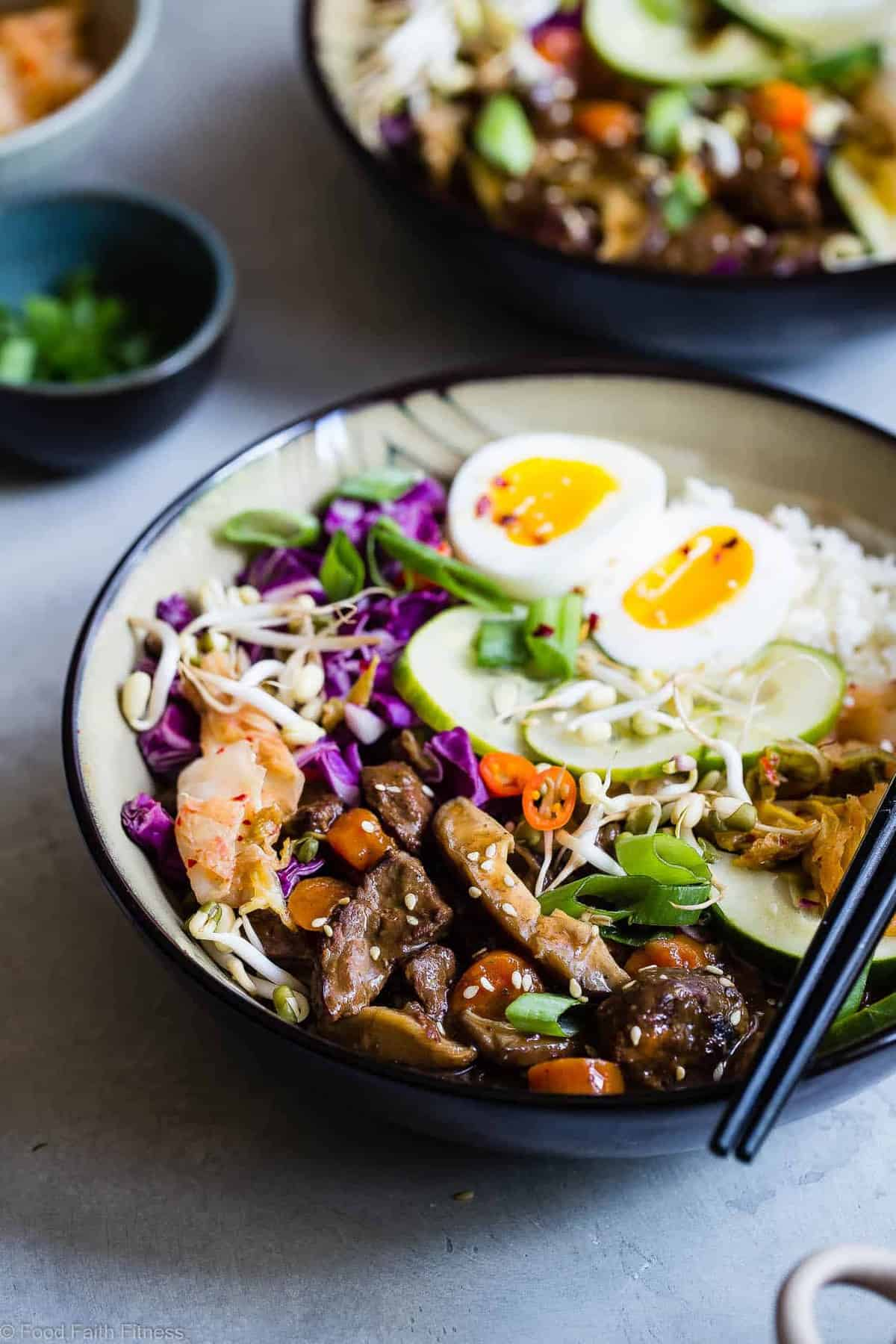 Korean Beef Slow Cooker