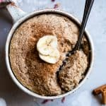 Easy Banana Bread in a Mug Cake Recipe