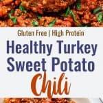 Turkey Sweet Potato Chilicollage photo