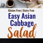 Cabbage Salad collage photo