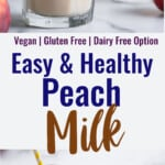 Peach Milk collage photo